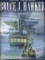 Bruce J.Hawker T2, bd chez Le Lombard de Duchateau, Vance, Petra