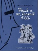 Paul T2 : Paul a un travail d'été (0), bd chez La pastèque de Rabagliati