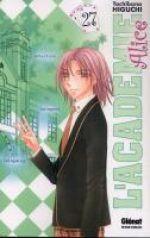 L'académie Alice T27, manga chez Glénat de Higuchi