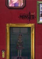 Monster - Edition deluxe T4, manga chez Kana de Urasawa