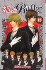 Mei's butler T15, manga chez Glénat de Miyagi