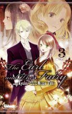 The earl and the fairy T3, manga chez Glénat de Tani, Ayuko
