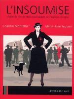 L'Insoumise, bd chez Actes Sud BD L'An 2 de Jaubert, Montellier