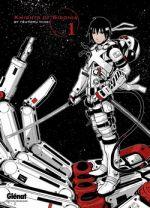Knights of Sidonia T1, manga chez Glénat de Nihei