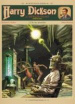 Harry Dickson T1 : L'île des possédés (0), bd chez Soleil de Richard D.Nolane, Roman, Sirvent