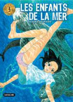 Les Enfants de la mer T3, manga chez Sarbacane de Igarashi