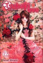 Tsubaki love T12, manga chez Panini Comics de Kanan