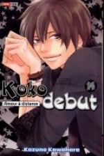 Koko debut T14 : Amour à distance (0), manga chez Panini Comics de Kawahara