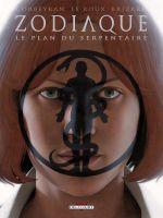 Zodiaque T13 : Le Plan du Serpentaire (0), bd chez Delcourt de Corbeyran, Brizard, Le Roux, Ehretsmann