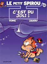 Le petit Spirou T12 : C'est du joli (0), bd chez Dupuis de Janry, Tome, de Becker