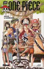 One Piece T28 : Wiper le Berserker (0), manga chez Glénat de Oda