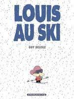 Louis T1 : Louis au ski (0), bd chez Delcourt de Delisle, Simon