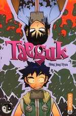Taeguk T1, manga chez Paquet de Jong Hyun