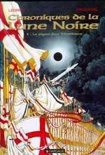 Chroniques de la lune noire T1 : Le signe des Ténèbres. (0), bd chez Dargaud de Froideval, Ledroit