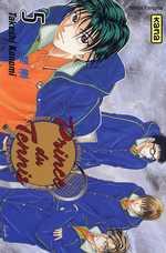 Prince du Tennis T5, manga chez Kana de Konomi