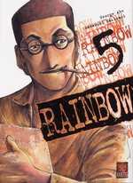 Rainbow T5, manga chez SeeBD de Abe, Kakizaki