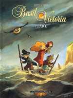 Basil et Victoria T4 : Pearl, bd chez Les Humanoïdes Associés de Yann, Edith