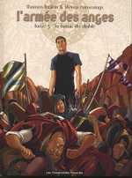 L'armée des anges T3 : La larme du diable (0), bd chez Les Humanoïdes Associés de Fenton, Cummings, Quaresma