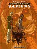 L'association des cas particuliers T1 : Sapiens (0), bd chez Les Humanoïdes Associés de Riche