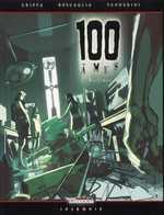 100 âmes T2 : Victimes (0), bd chez Delcourt de Crippa, Buscaglia, Tenderini