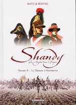Shandy, un anglais dans l'empire T2 : Sous le soleil d'Austerlitz (0), bd chez Delcourt de Matz, Bertail
