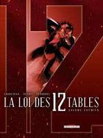 La loi des 12 tables T1 : Volume premier (0), bd chez Delcourt de Corbeyran, Defali, Pérubros