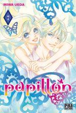 Papillon T7, manga chez Pika de Ueda