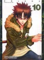 X-Blade T10, manga chez Pika de Ida, Shiki