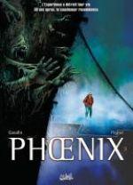 Phoenix T3 : Naufragés (0), bd chez Soleil de Gaudin, Peynet, Rieu