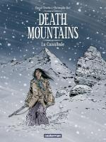 Death mountains T2 : La cannibale (0), bd chez Casterman de Bec, Brecht
