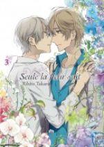 Seule la fleur sait T3, manga chez Taïfu comics de Takarai