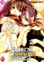 Shoujo sect  T2, manga chez Taïfu comics de Kenn