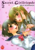 Secret girlfriends  T2, manga chez Taïfu comics de Morinaga