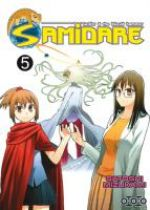 Samidare, Lucifer and the biscuit hammer T5, manga chez Ototo de Mizukami
