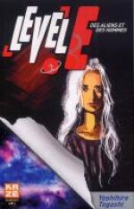 Level E T2, manga chez Kazé manga de Togashi
