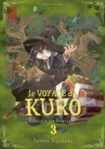 Le voyage de Kuro T3, manga chez Kana de Kiyuduki