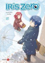 Iris zero T5, manga chez Bamboo de Piroshiki, Tanaka