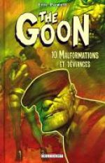 The Goon T10 : Malformations et déviances (0), comics chez Delcourt de Powell, Stewart