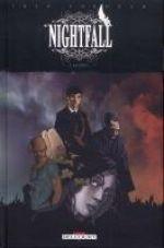 Nightfall T1 : La nuit (0), comics chez Delcourt de Fordham
