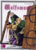Wolfsmund T4, manga chez Ki-oon de Kuji
