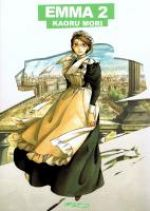 Emma - deluxe T2, manga chez Ki-oon de Mori