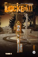 Locke & Key T5 : Rouages (0), comics chez Milady Graphics de Joe Hill, Rodriguez, Fotos