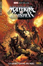 Marvel Best-Sellers T1 : Wolverine / Punisher : Le sanctuaire du mal (0), comics chez Panini Comics de Milligan, Weeks, White, Deodato Jr