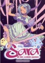 Sara et les contes perdus T5, manga chez Delcourt de Jenny