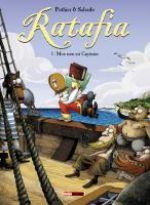 Ratafia T1 : Mon nom est Capitaine (0), bd chez Treize étrange de Pothier, Salsedo, Salsedo