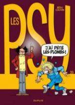 Les psy T19 : J'ai pété les plombs ! (0), bd chez Dupuis de Cauvin, Bédu, Labruyère