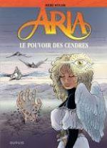 Aria T35 : Le pouvoir des cendres (0), bd chez Dupuis de Weyland, Weyland