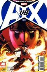 Avengers vs X-Men T5, comics chez Panini Comics de Aaron, Brubaker, Kubert, Martin, Molinar, Cheung