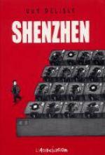 Shenzhen, bd chez L'Association de Delisle