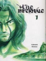 L'Ile infernale – Saison 1, T1, manga chez Komikku éditions de Ochiai